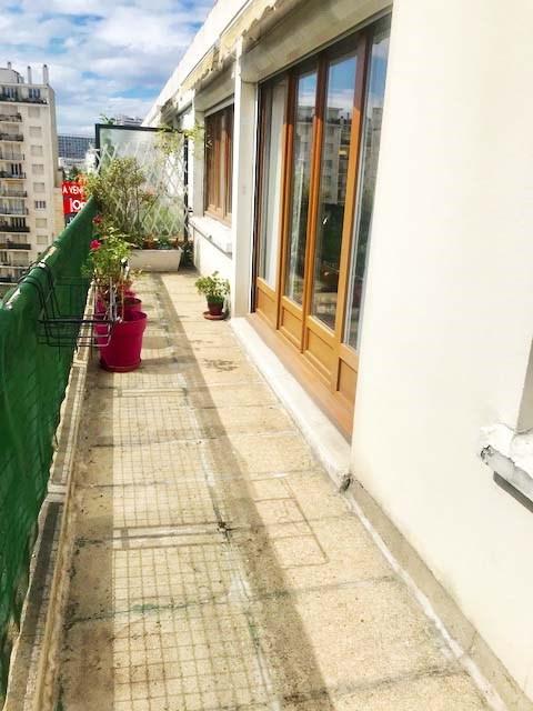 Vente appartement Paris 15ème 431000€ - Photo 3