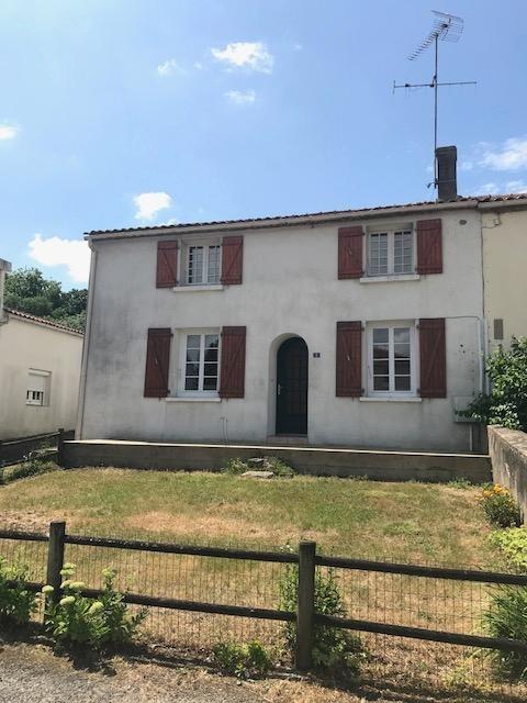 Vente maison / villa Ste flaive des loups 105500€ - Photo 1