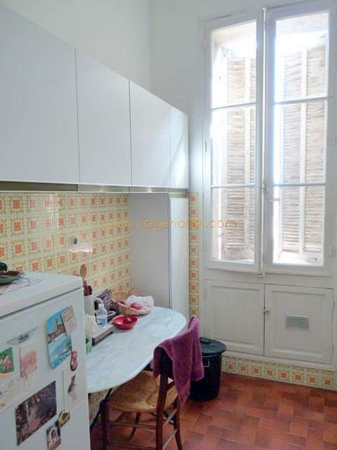 Verkauf auf rentenbasis wohnung Marseille 6ème 77500€ - Fotografie 10