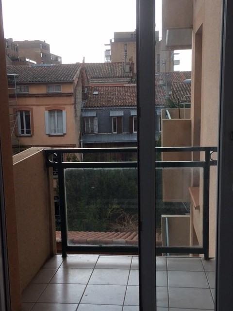 Locação apartamento Toulouse 493€ CC - Fotografia 2