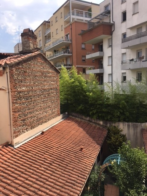 Sale apartment Toulouse 99 500€ - Picture 1