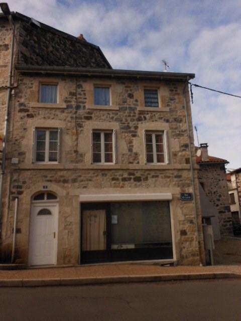 Vente maison / villa Lantriac 92700€ - Photo 2