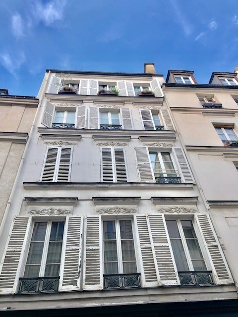Sale apartment Paris 3ème 644 800€ - Picture 2