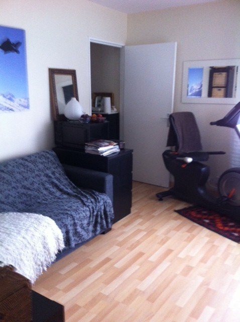 Rental apartment Viroflay 615€ CC - Picture 2