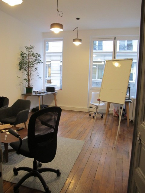 Rental office Paris 10ème 15642,44€ HT/HC - Picture 1