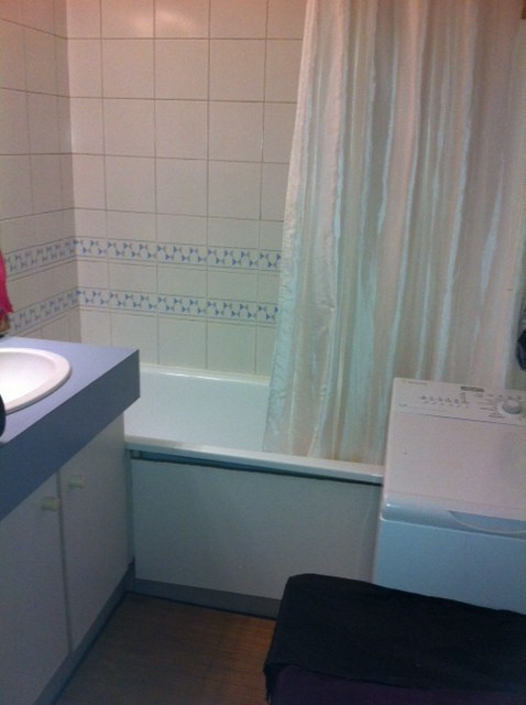 Rental apartment Viroflay 615€ CC - Picture 5