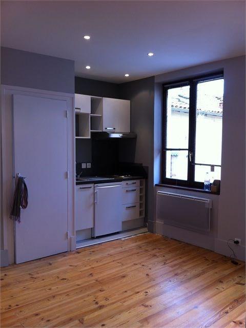 Rental apartment Lyon 4ème 546€ CC - Picture 1