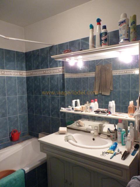Vendita nell' vitalizio di vita appartamento Marseille 14ème 36000€ - Fotografia 12