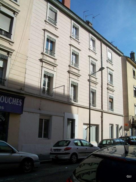 Location appartement Villeurbanne 445€ CC - Photo 1