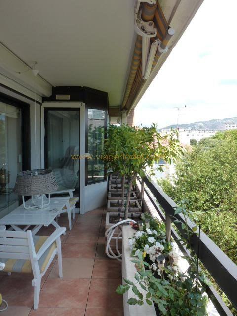 Verkauf auf rentenbasis wohnung Marseille 8ème 625000€ - Fotografie 10