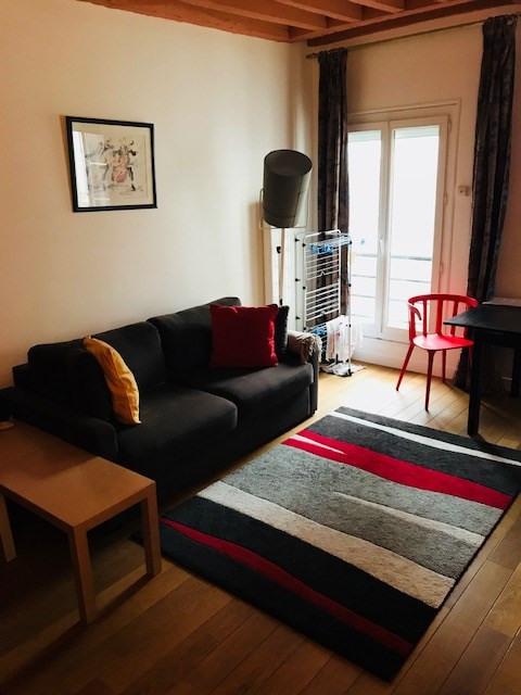 Vente appartement Paris 9ème 480000€ - Photo 2