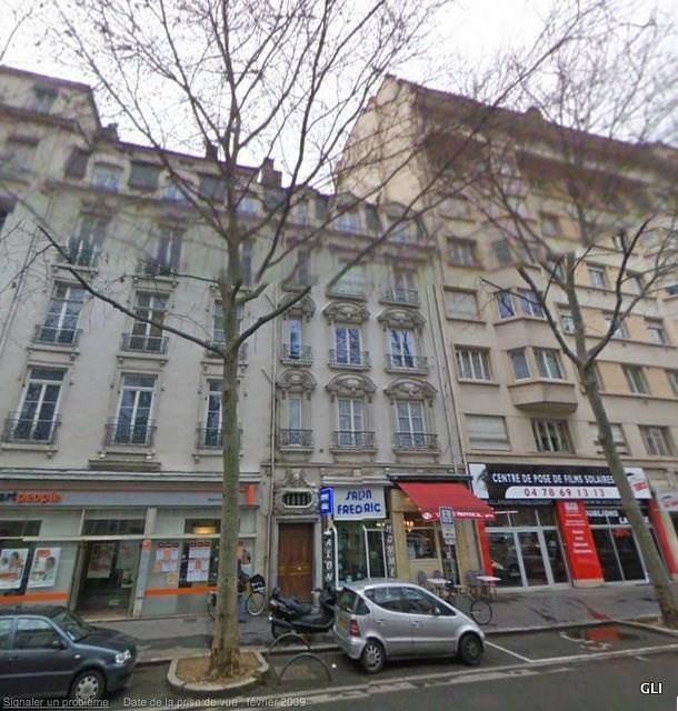 Rental apartment Lyon 7ème 537€ CC - Picture 2