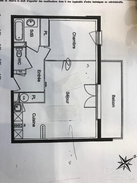 Продажa квартирa Blainville sur orne 103000€ - Фото 2