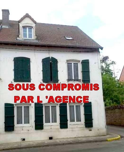 Vente maison / villa Cuisery 136500€ - Photo 1