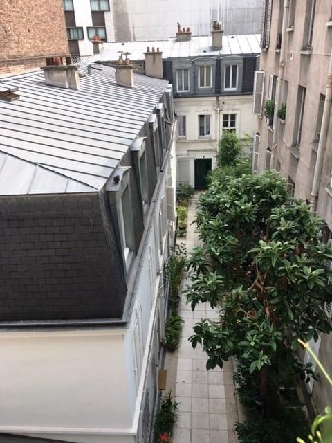 Sale apartment Paris 17ème 187000€ - Picture 1
