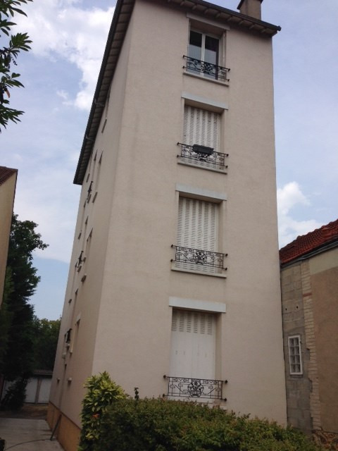 Rental apartment Colombes 573€ CC - Picture 1