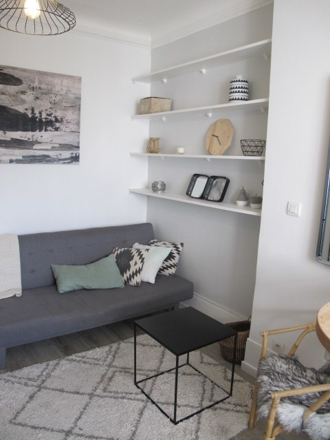 Rental apartment Saint-ouen 680€ CC - Picture 2