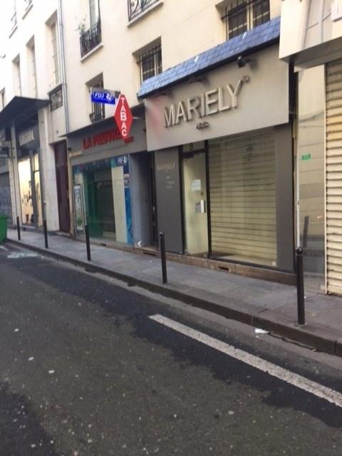 Location local commercial Paris 2ème 1850€ HT/HC - Photo 5