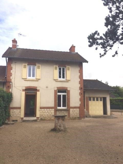 Location maison / villa Montpont en bresse 640€ CC - Photo 1