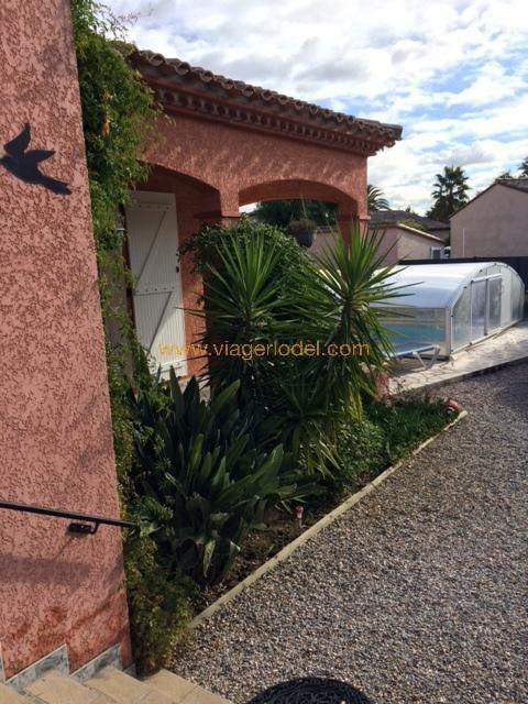 Vendita nell' vitalizio di vita casa Palau-del-vidre 171000€ - Fotografia 5