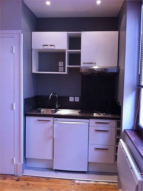 Rental apartment Lyon 4ème 546€ CC - Picture 2