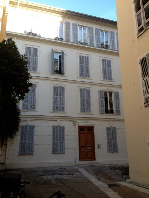 Investment property apartment Nice 280 000€ - Picture 3