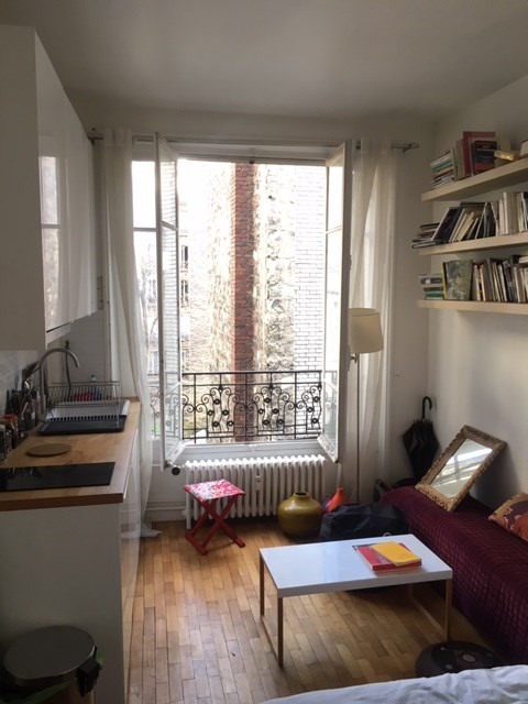Sale apartment Paris 5ème 210 000€ - Picture 1