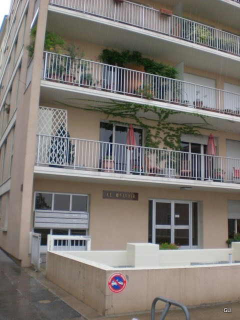 Rental apartment Lyon 4ème 405€ CC - Picture 1