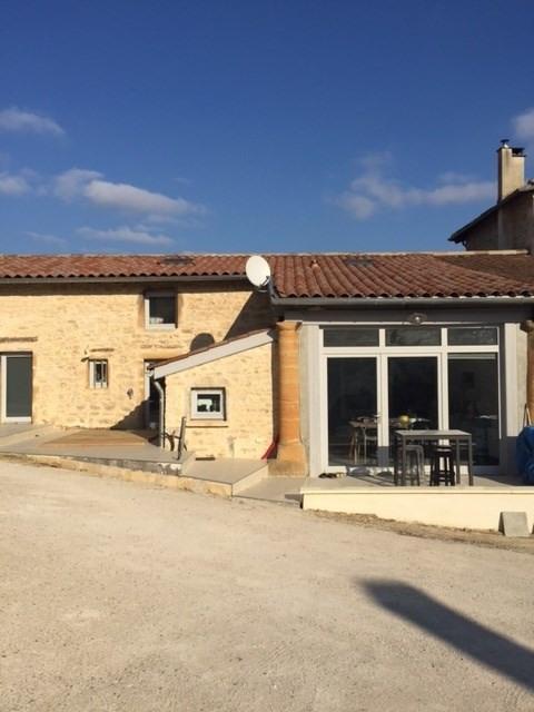 Vente maison / villa Marcilly d'azergues 240000€ - Photo 1