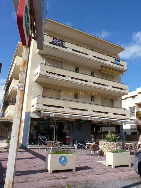 Life annuity apartment Saint-raphaël 52 000€ - Picture 10
