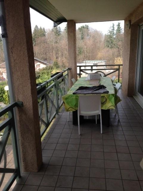 Affitto appartamento Aix les bains 920€ CC - Fotografia 1