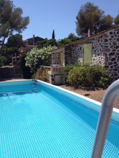 Location vacances maison / villa Les issambres 750€ - Photo 3