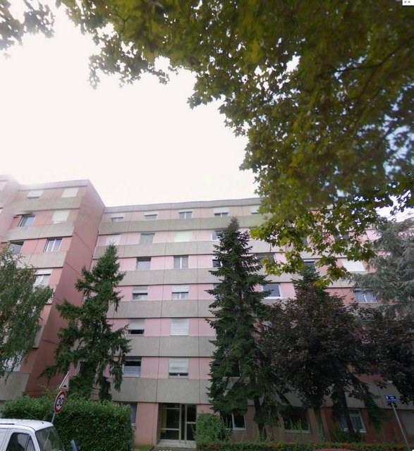Rental apartment Villeurbanne 650€ CC - Picture 1
