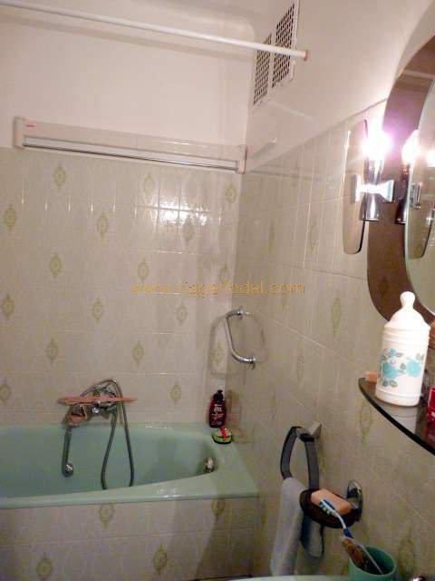 Vendita nell' vitalizio di vita appartamento Marseille 8ème 52500€ - Fotografia 6