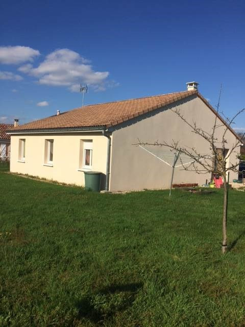 Rental house / villa Cuisery 700€ CC - Picture 1