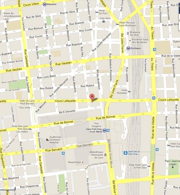 Location appartement Lyon 3ème 1040€ CC - Photo 4