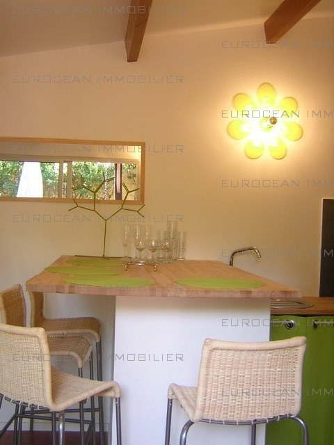 Location vacances maison / villa Lacanau-ocean 410€ - Photo 2