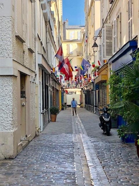 Location bureau Paris 17ème 1600€ HC - Photo 1