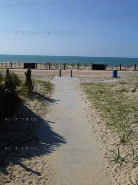 Vacation rental apartment Lacanau ocean 229€ - Picture 9