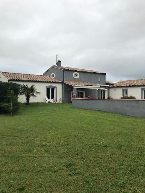 Sale house / villa Bram 367000€ - Picture 2
