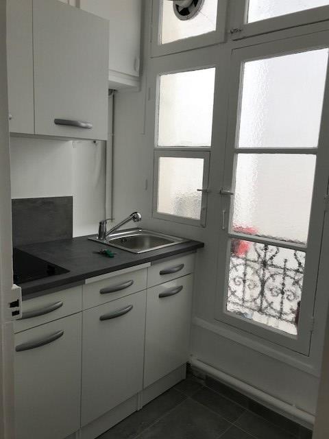 Alquiler  apartamento Paris 11ème 950€ CC - Fotografía 4