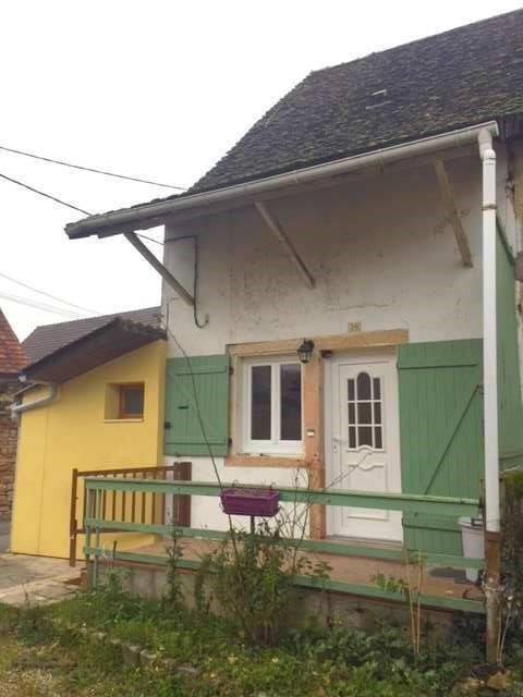 Rental house / villa Cuisery 590€ CC - Picture 1