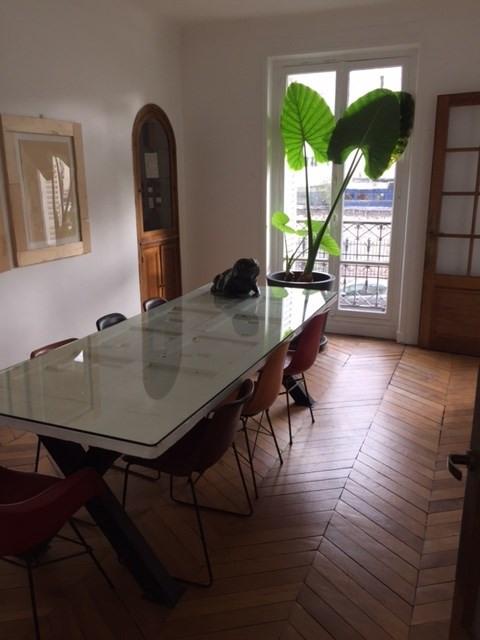 Location bureau Paris 17ème 4250€ CC - Photo 1