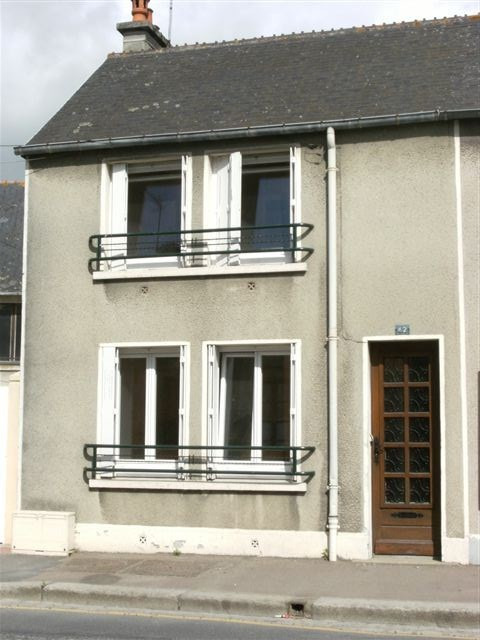Rental house / villa Isigny sur mer 362€ CC - Picture 1