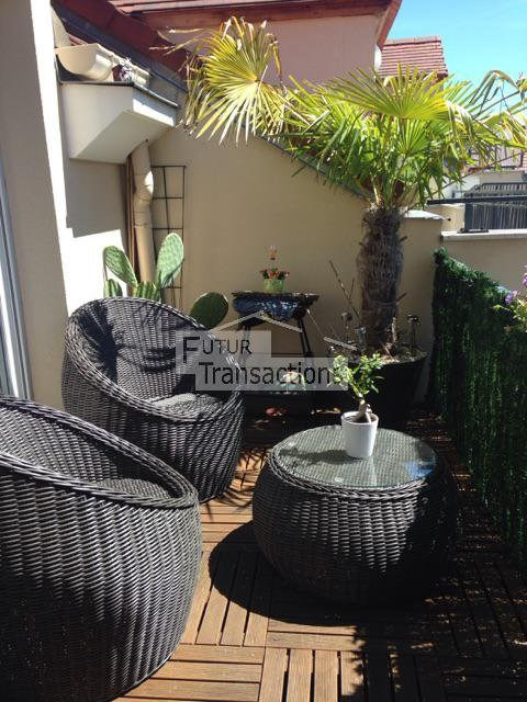 Vente appartement Limay 162000€ - Photo 2