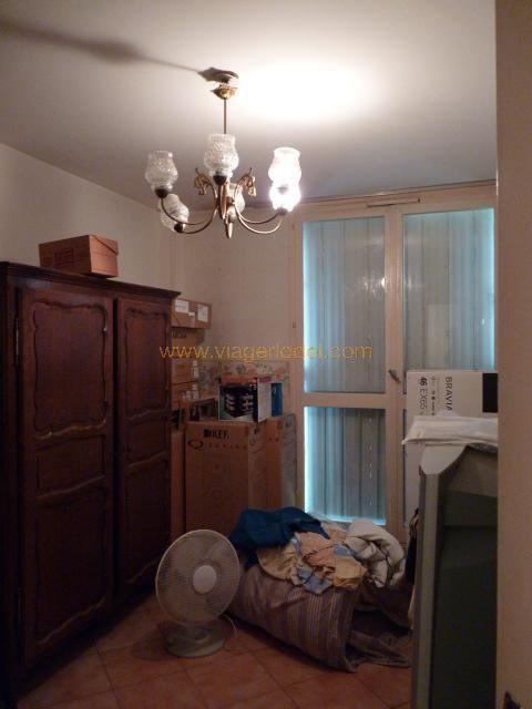Vendita nell' vitalizio di vita appartamento Marseille 14ème 36000€ - Fotografia 4