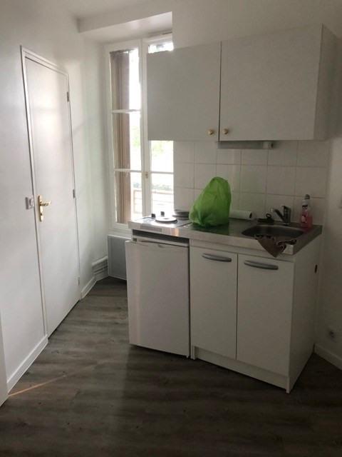 Rental apartment Boulogne-billancourt 690€ CC - Picture 1