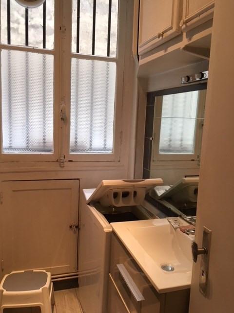 Rental apartment Paris 11ème 1226€ CC - Picture 4