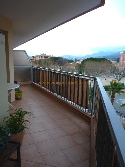 Life annuity apartment Sainte-maxime 50 500€ - Picture 1