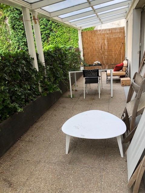 Rental apartment Paris 14ème 1521€ CC - Picture 1